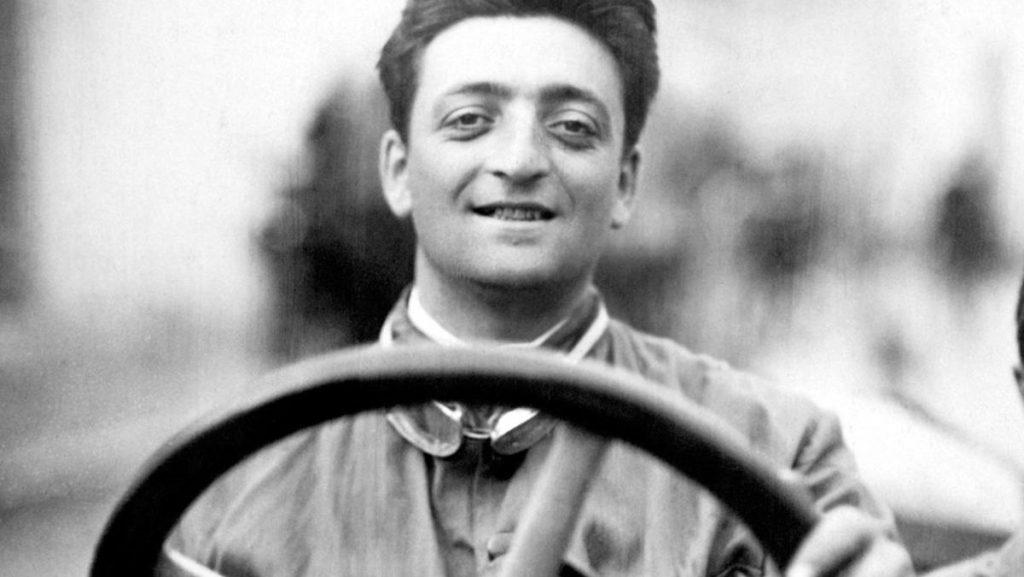 Enzo_Ferrari, Ferrari