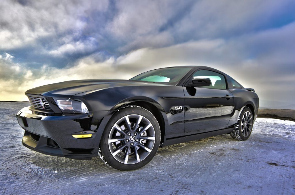 Ford_Mustang; Shelby_Mustang; GT500