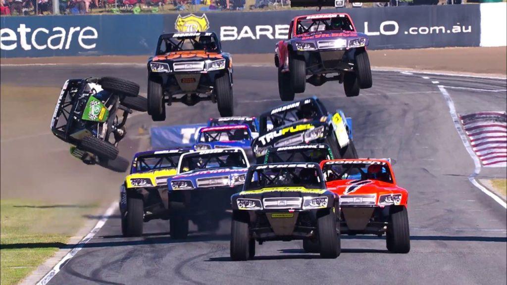 Stadium_Super_Trucks; Pickup; Robby_Gordon