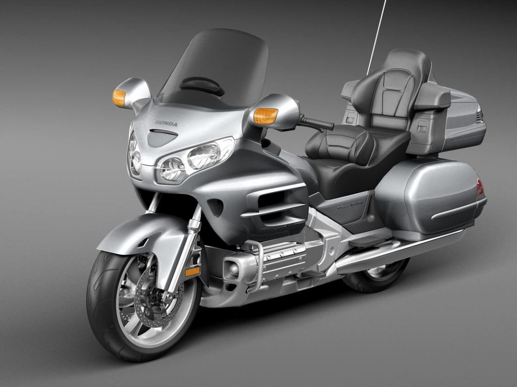 Honda; Honda_Goldwing; Goldwing; Moto; Bike
