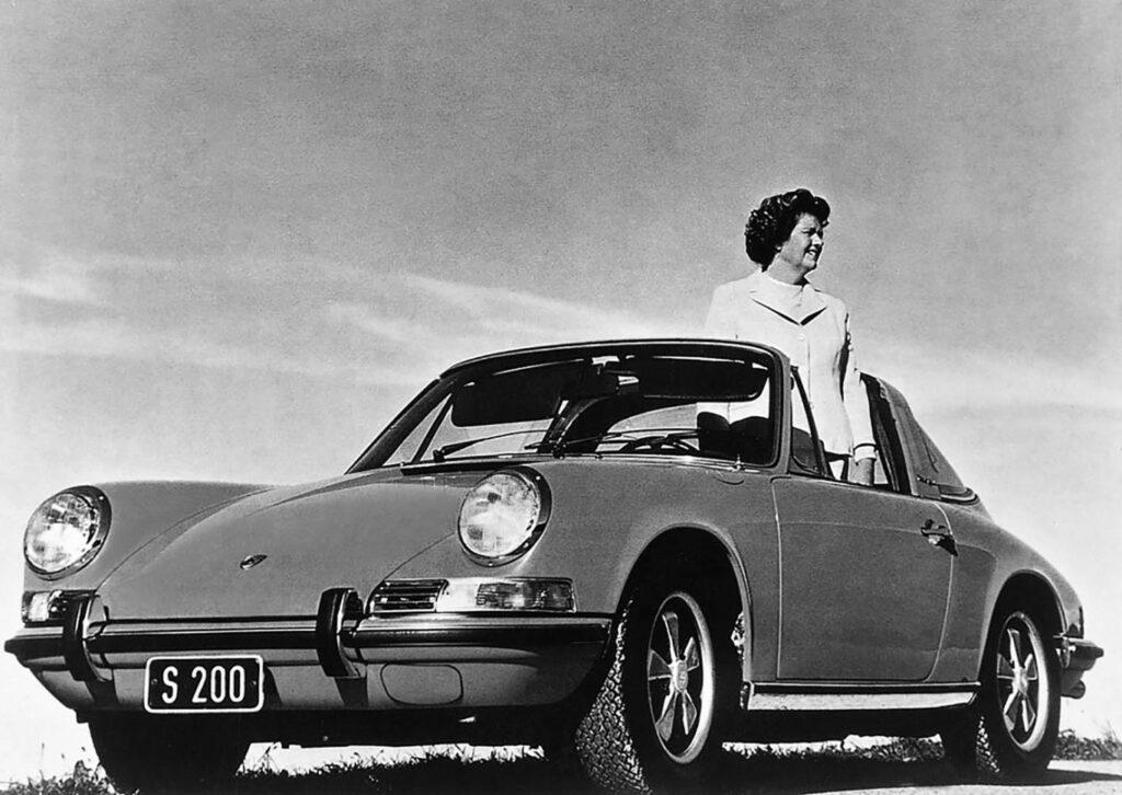 Louise_Piëch; Volkswagen; Porsche; Louise_Porsche; 911