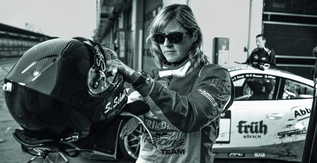 Sabine_Schmitz; Nürburgring